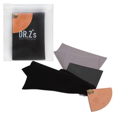 Салфетка для чистки и полировки кия Kamui Dr.Z Shaft Prescription in BlackandGray