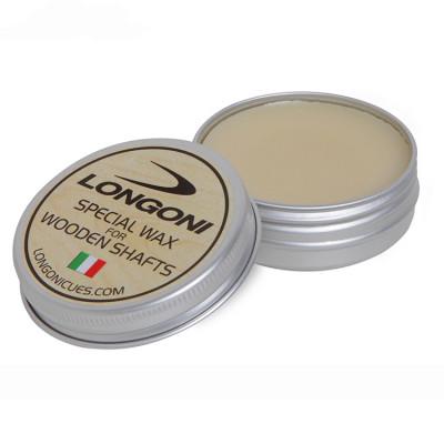 Воск для полировки кия Longoni Special Wax