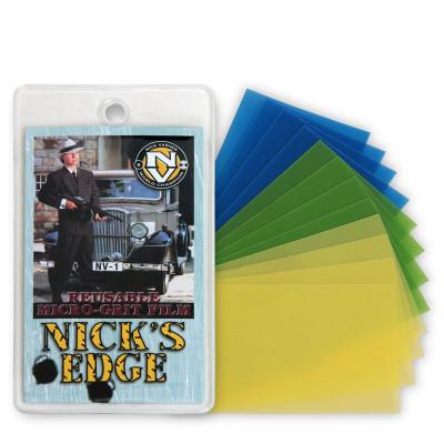 Набор микробумаги для полировки кия Nick`s Edge