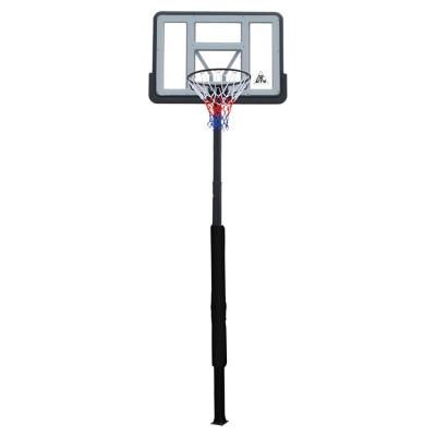 Баскетбольная стойка DFC ING44P3 44'' 245-305см