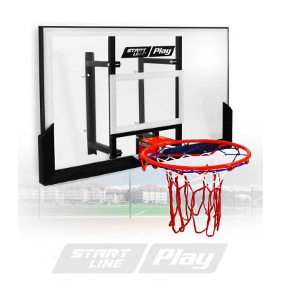 Баскетбольный щит SLP-110 45см