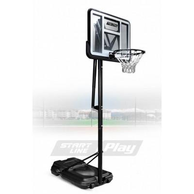 Баскетбольная стойка SLP Pro-021 228-305см
