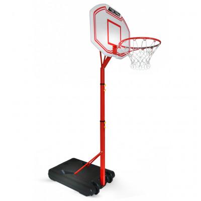 Баскетбольная стойка SLP Junior-003 210-260см