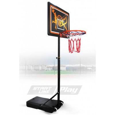 Баскетбольная стойка SLP Junior-018F 165-210см