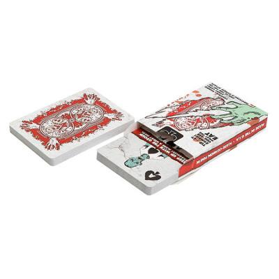 Карты для покера Bicycle Zombie