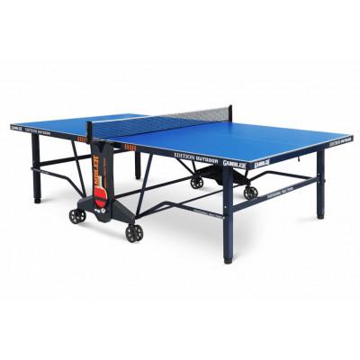 Стол теннисный Gambler Edition Outdoor Blue всепогодный
