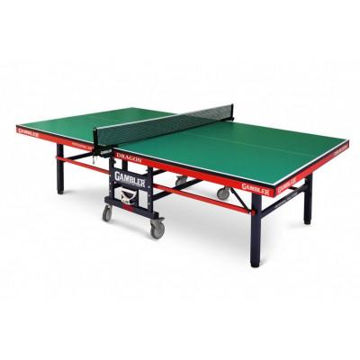 Стол теннисный Gambler Dragon Green