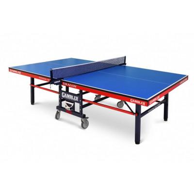 Стол теннисный Gambler Dragon Blue