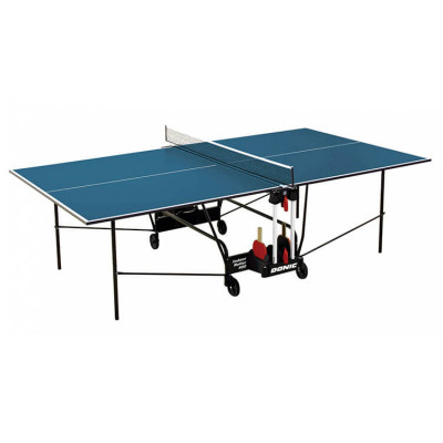 Стол теннисный Donic Roller 400 Indoor Blue