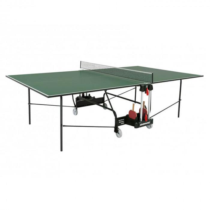 Стол теннисный Donic Roller 400 Indoor Green