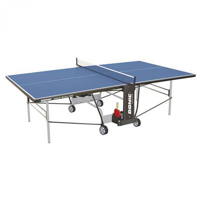 Стол теннисный Donic Roller 800 Indoor Blue