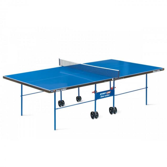 Стол теннисный Start Line Game Outdoor всепогодный
