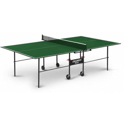Стол теннисный Start Line Olympic Green с сеткой