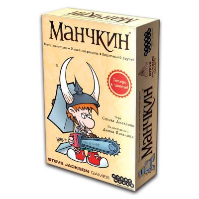 Настольная игра Манчкин 2-е издание