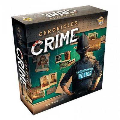 Настольная игра Место преступления