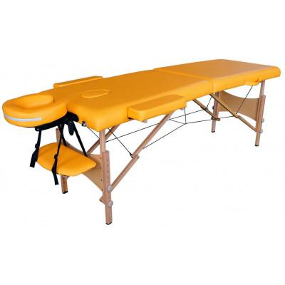Массажный стол DFC Nirvana Optima Mustard