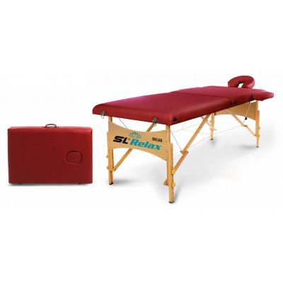 Массажный стол SL Relax Deluxe BM2523-1 складной